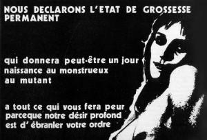 "Illustration de l'article dans ""Alternatives"", 1978"