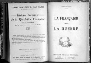 La Française dans la guerre. Gaston Rageot