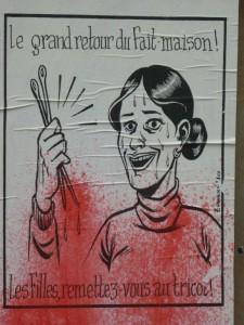 Affiche Bordeaux avril 2014